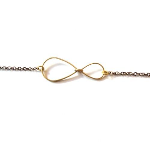 bracelet infini pres