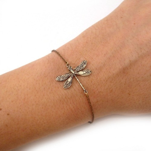 bracelet libellule porte (2)