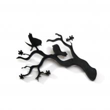 pin's branchage noir